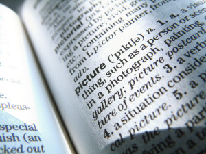 Dictionary --Word of the Week