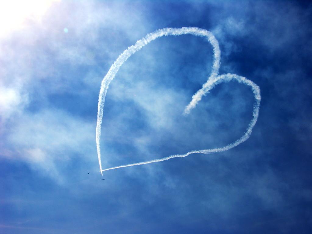 Heart - Sky