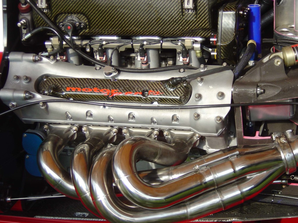 Indy Car engine