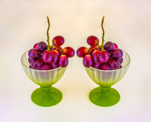 Grapes for Two