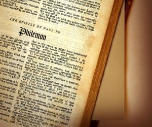 Paul's Letter to Philemon